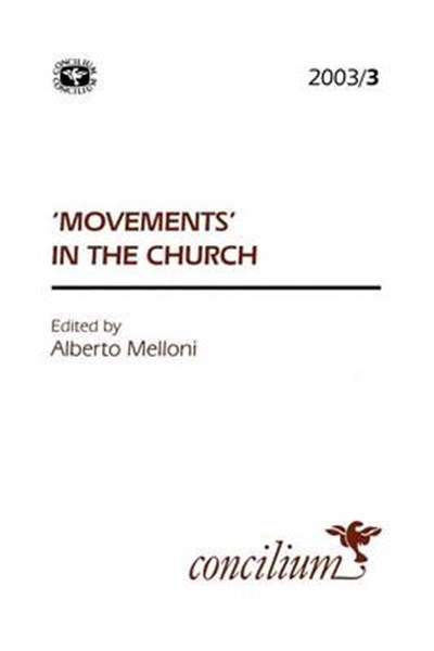 Concilium 2003/3 Movements in the Church