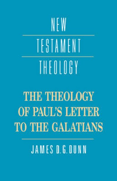 Theology of Paul's Letter to the Galatians