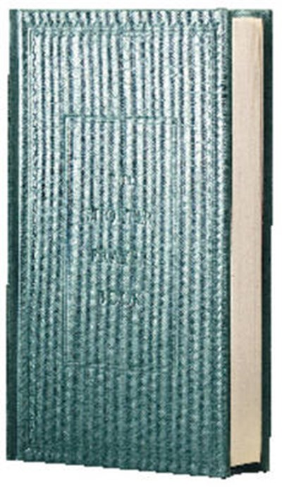 BCP Shorter Prayer Book Green hardback