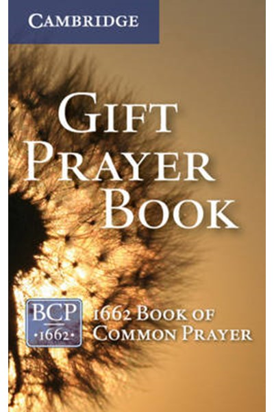 Book of Common Prayer Gift Edition 601B White
