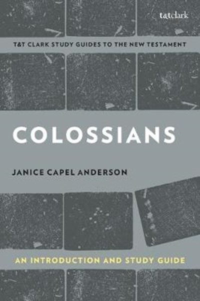Colossians: An Introduction and Study Guide