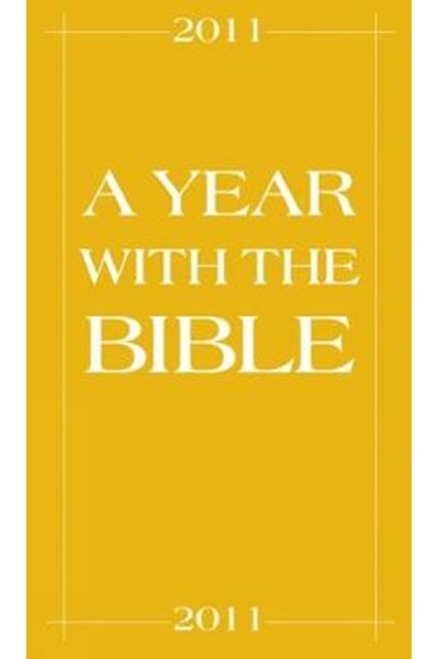 Year with the Bible 2011 (10 pack)