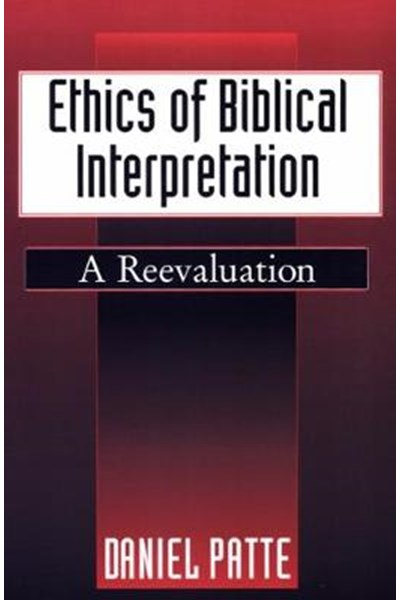 Ethics of Biblical Interpretation