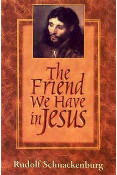 Friend We Have in Jesus