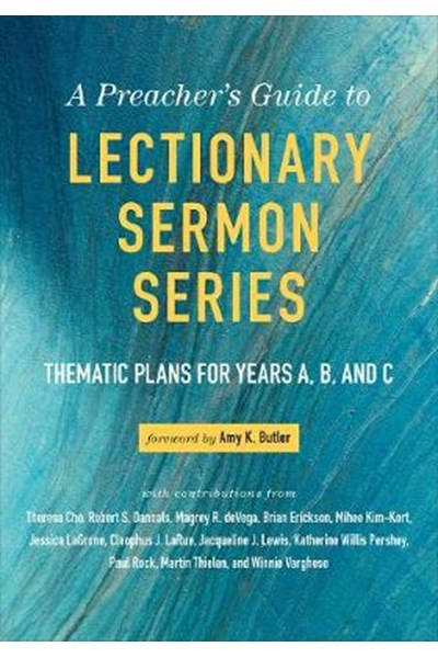 Preacher's Guide to Lectionary Sermon Series