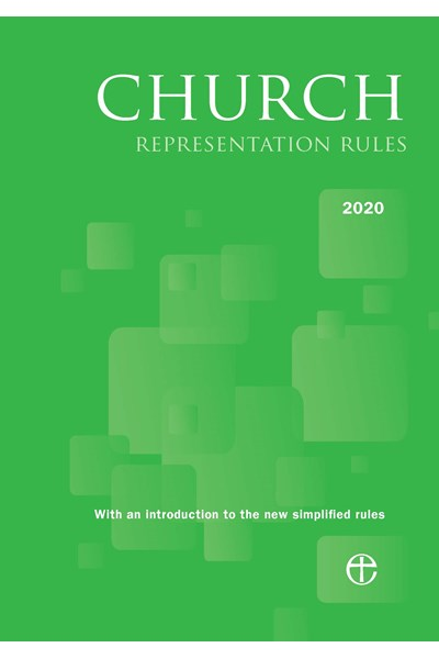 Church Representation Rules 2020