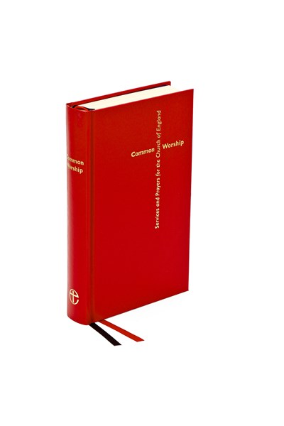 Common Worship: Main Volume Hardback Red