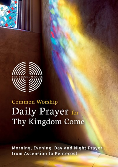 Common Worship Daily Prayer for Thy Kingdom Come pack of 50