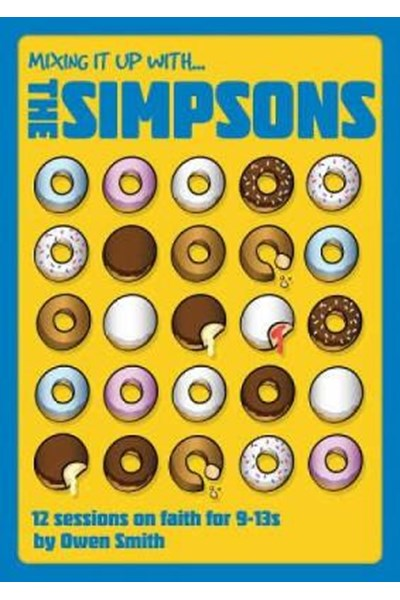 Mixing it Up with The Simpsons