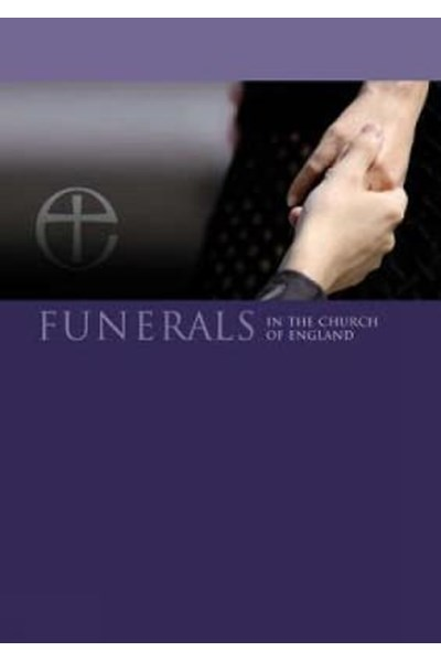Funerals in the Church of England leaflet