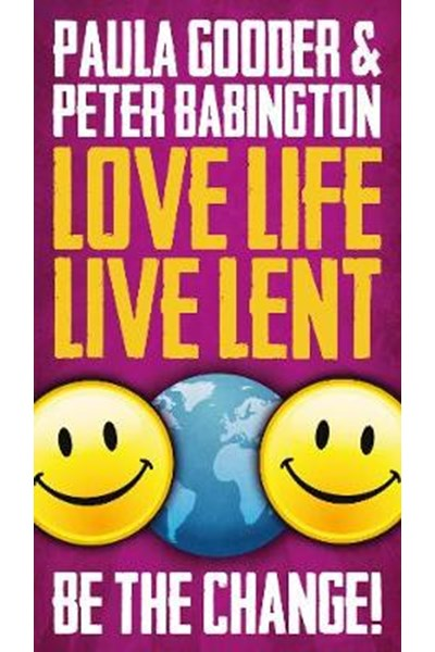 Love Life Live Lent Adult and Youth (pack of 25)