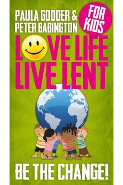 Love Life Live Lent Kids (pack of 10)