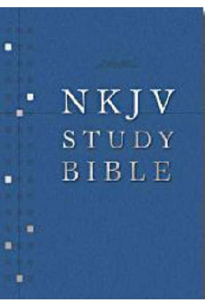 New King James Version Study Bible