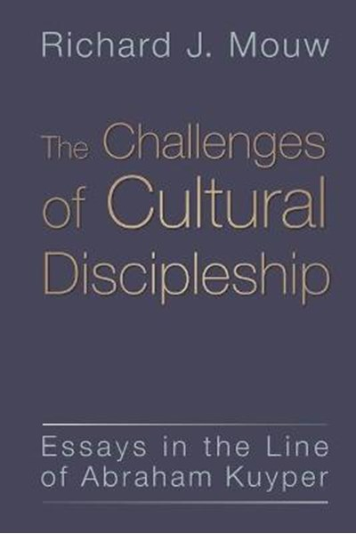 Challenge of Cultural Discipleship