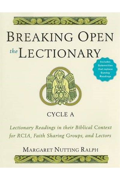 Breaking Open the Lectionary - Year A