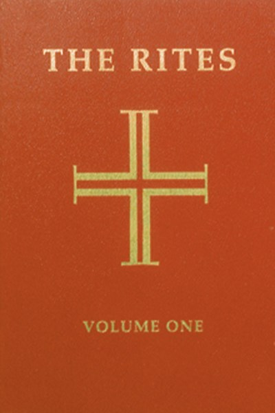 Rites of the Catholic Church: Volume One
