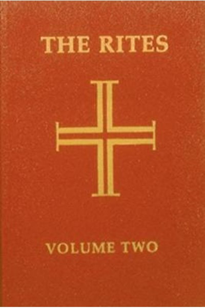 Rites of the Catholic Church: Volume Two