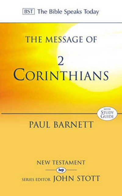 Message of 2 Corinthians