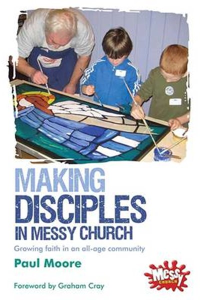 Making Disciples in Messy Church