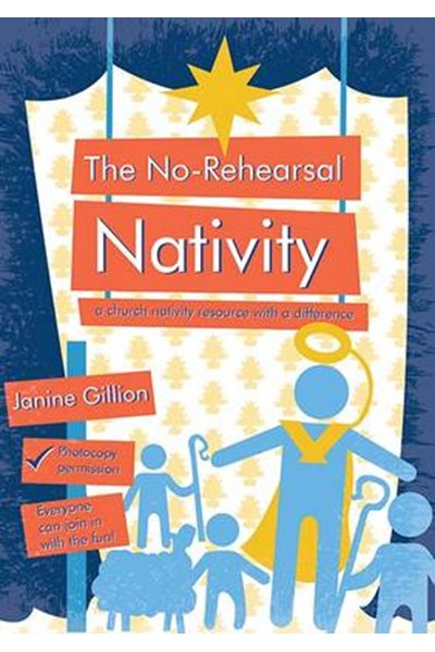 No-rehearsal Nativity