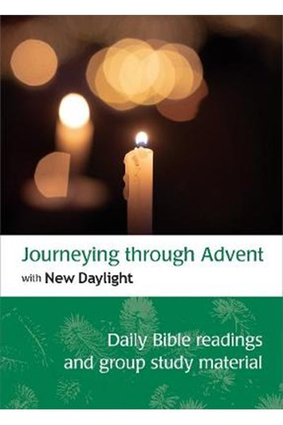 Journeying through Advent with New Daylight