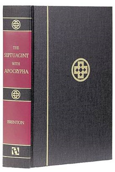 Septuagint with Apocrypha