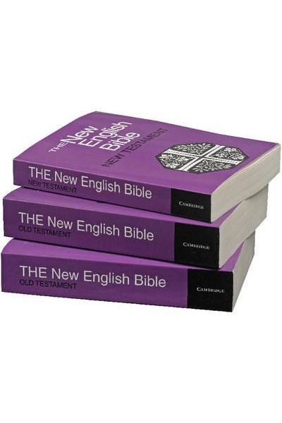 New English Bible Library Edition 3 Volume Paperback Set