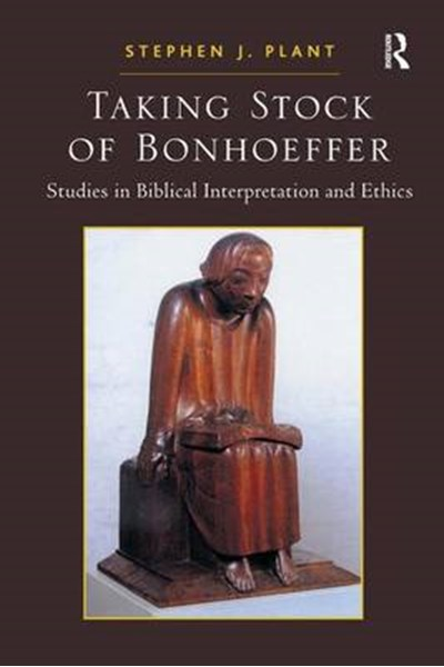 Taking Stock of Bonhoeffer