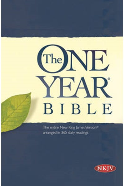 One Year Bible-NKJV