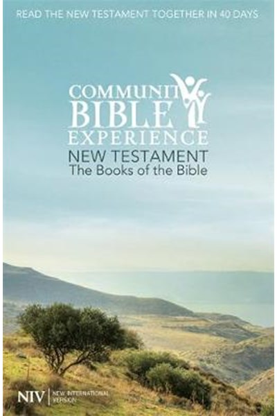 Books of the Bible (NIV): New Testament