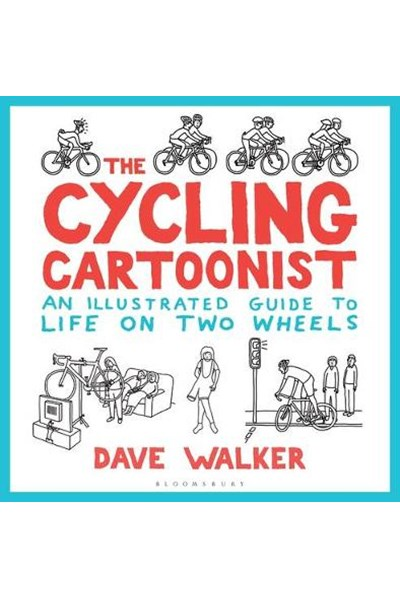 Cycling Cartoonist