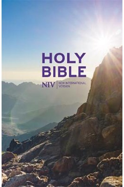 NIV Thinline Value Hardback Bible