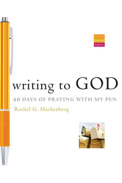 Writing to God
