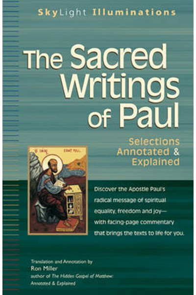 Sacred Writings of Paul