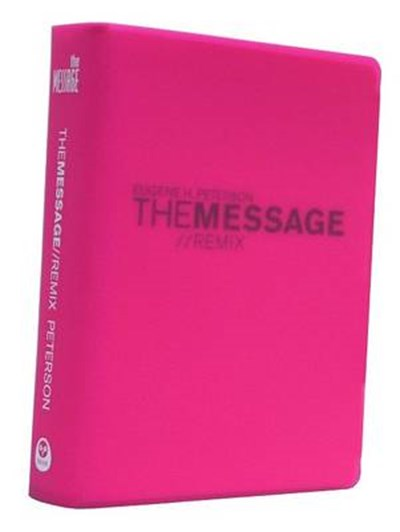 Message Remix 2.0 Bible-MS-Numbered Hypercolor