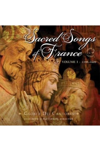Sacred Songs of France Vol.1