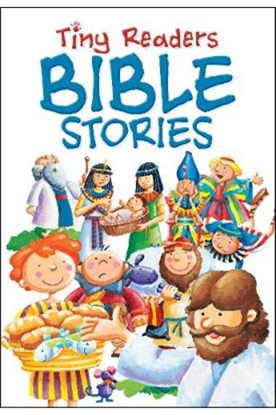 Tiny Readers Bible Stories