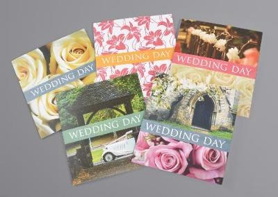 Weddings Congratulations Card (pack of 20)