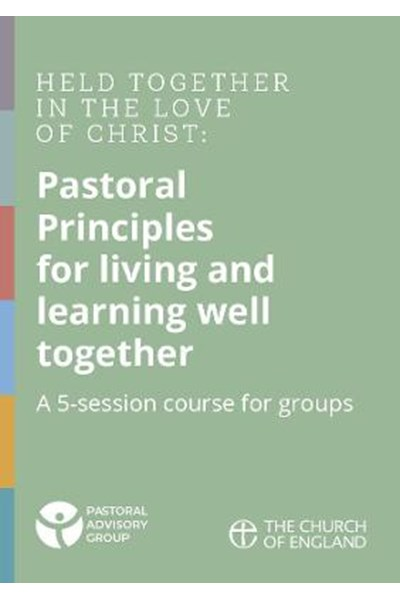 Pastoral Principles: The Course (pack of 6)