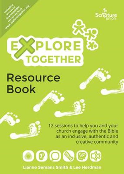 Explore Together - Resource Book (Green)