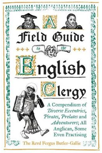 Field Guide to the English Clergy