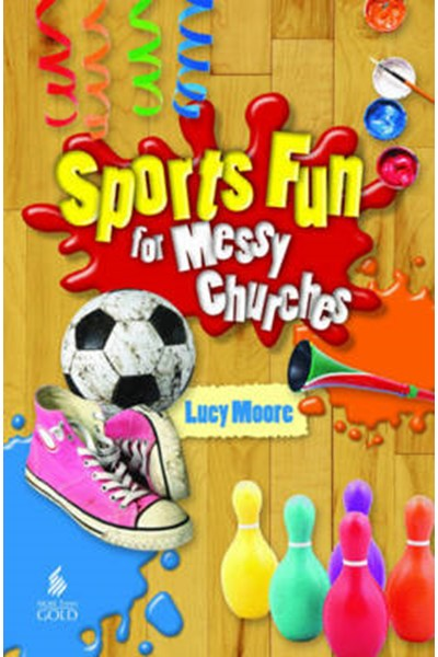 Sports Fun for Messy Churches