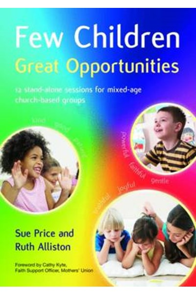 Few Children Great Opportunities