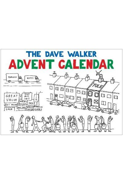 The Dave Walker Advent Calendar