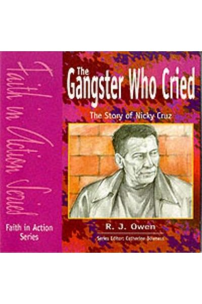 Gangster Who Cried - Pupil Book