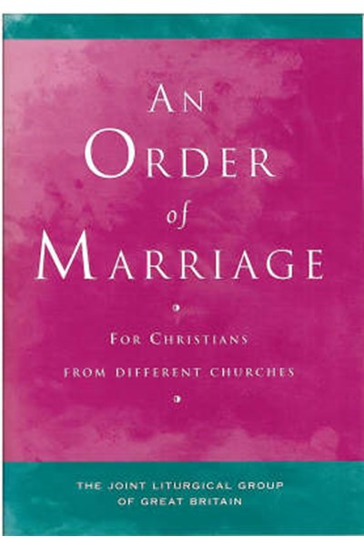Order of Marriage