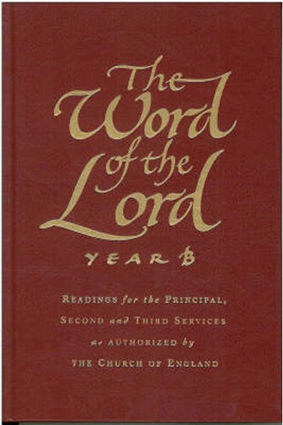 Word of the Lord: Year B