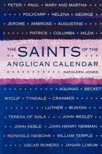 Saints of the Anglican Calendar