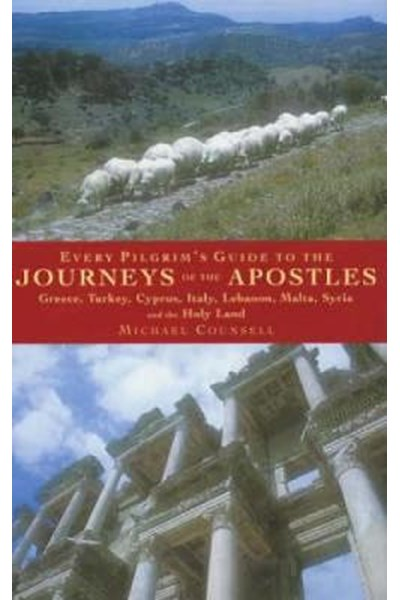Every Pilgrim's Guide to the Journeys of the Apostles