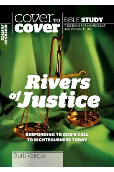 Cover to Cover: Rivers of Justice